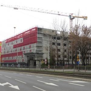 Nowinki na fotoblogu Grabiszyńskiej 85 we Wrocławiu