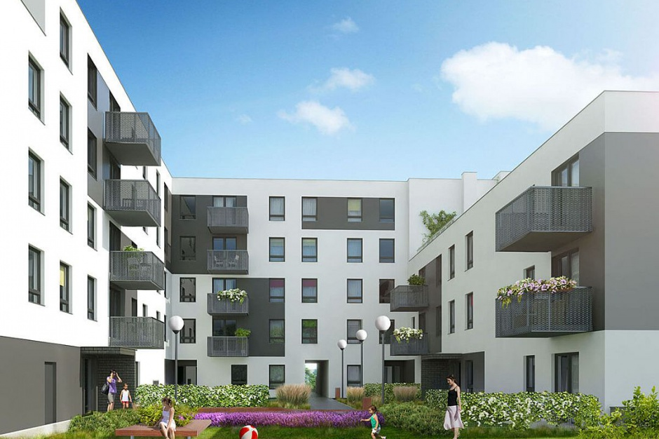 Karmar zbuduje osiedle Belleville we Wrocławiu