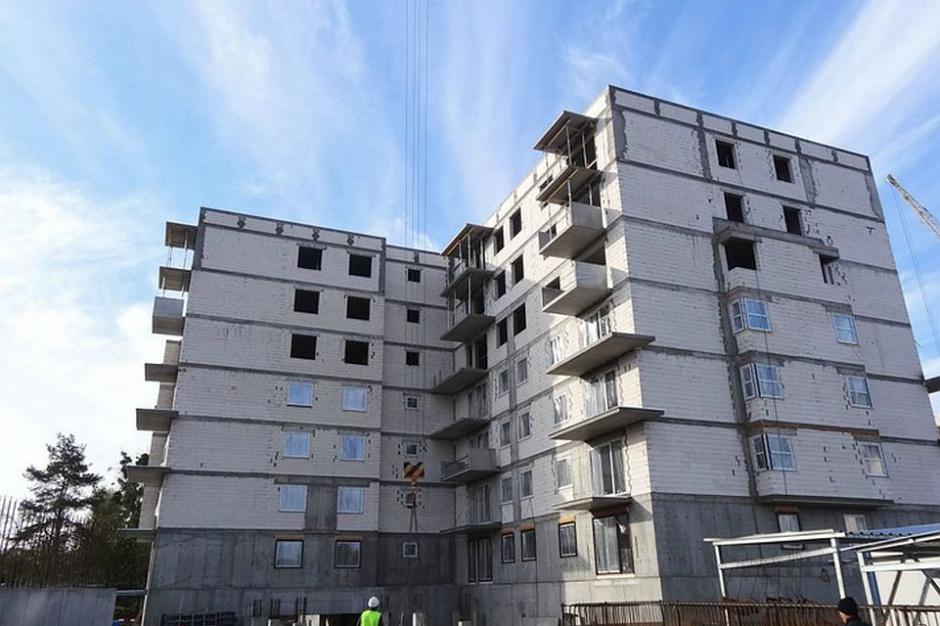 Bydgoszcz: Rośnie już drugi budynek Impresji