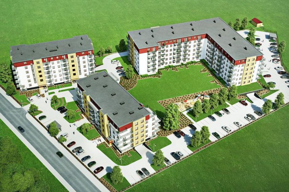 Bydgoszcz: Dębowa Ostoja zyskuje elewację