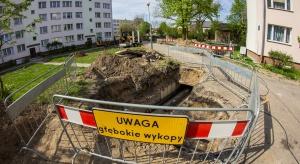 Inwestycje przy blokach w Stalowej Woli