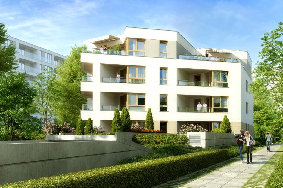 Apartamenty Hubertus 5a z pozwoleniem na użytkowanie