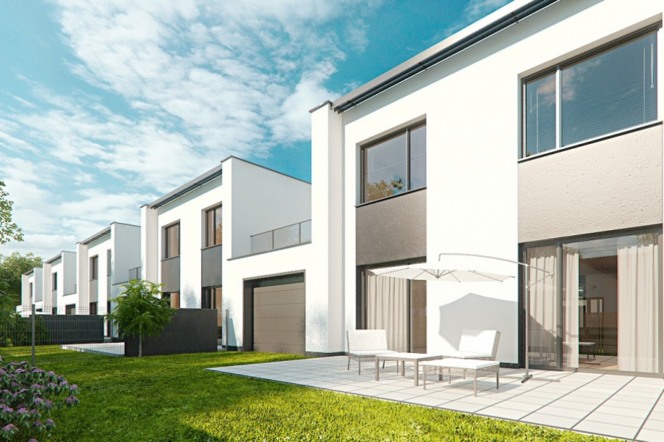 Sunny Concept buduje osiedle Domy Słoneczny Park