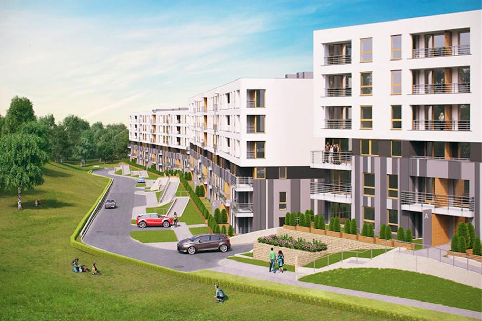 Sprzedaż mieszkań na osiedlu Młoda Morena nabiera tempa