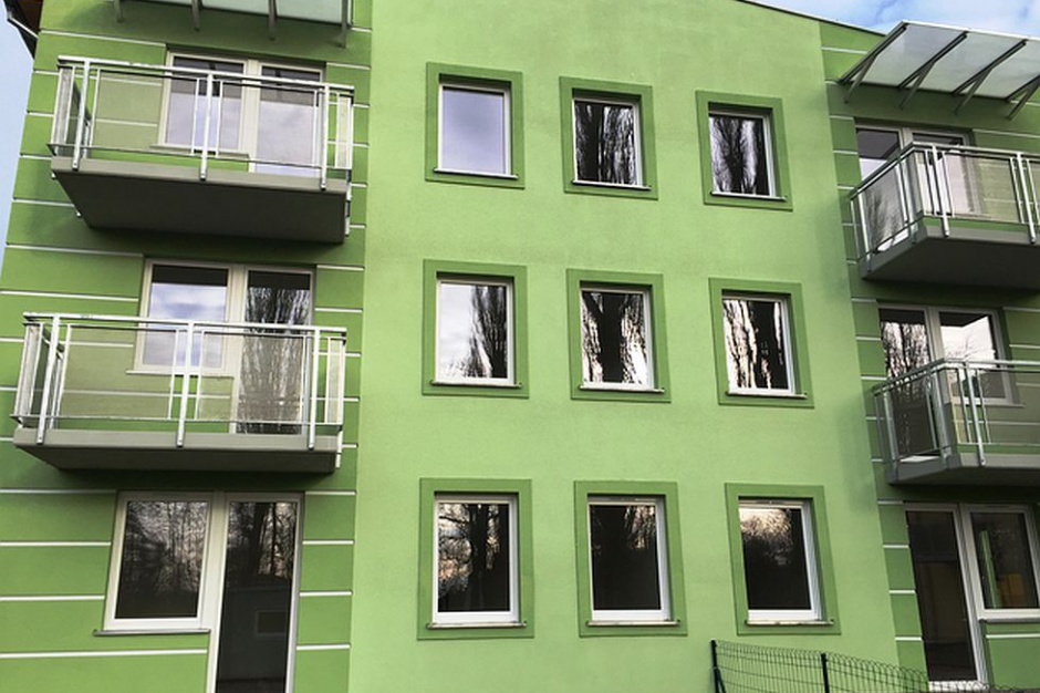 Szczecin: Nowe mieszkania na osiedlu Nad Płonią