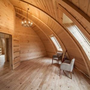 Rosyjskie igloo, czyli dom odporny na klęski żywiołowe