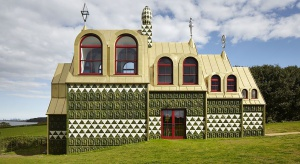 Dom, w którym nocować mogą fani architektury