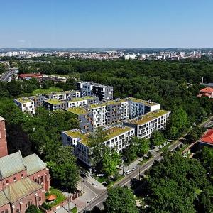 Apartamenty Novum w promocji z miejscem parkingowym