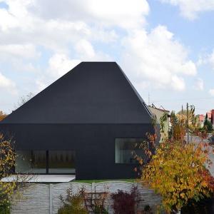 Dom w kształcie bryły węgla? Tylko na Śląsku
