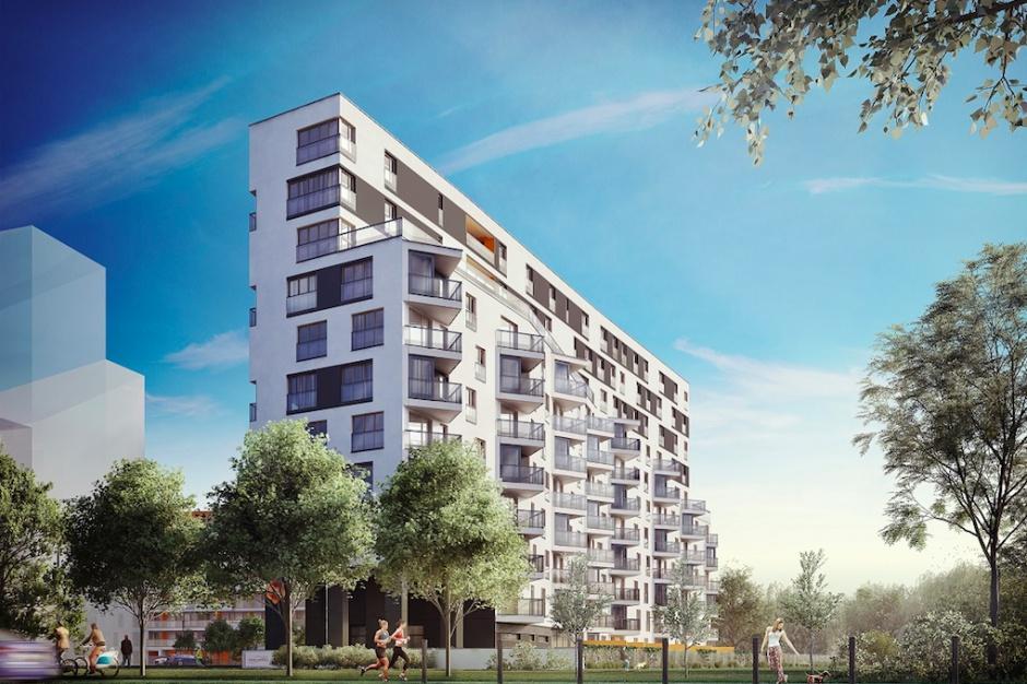 Dom Development rusza ze sprzedażą apartamentów nad skarpą