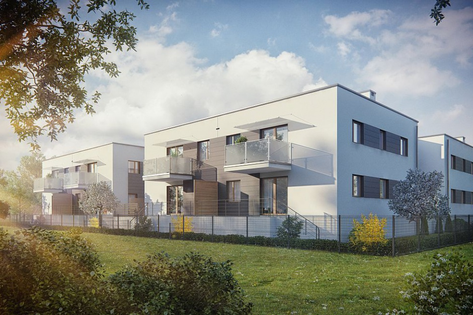 Comodomo buduje mieszkania willowe