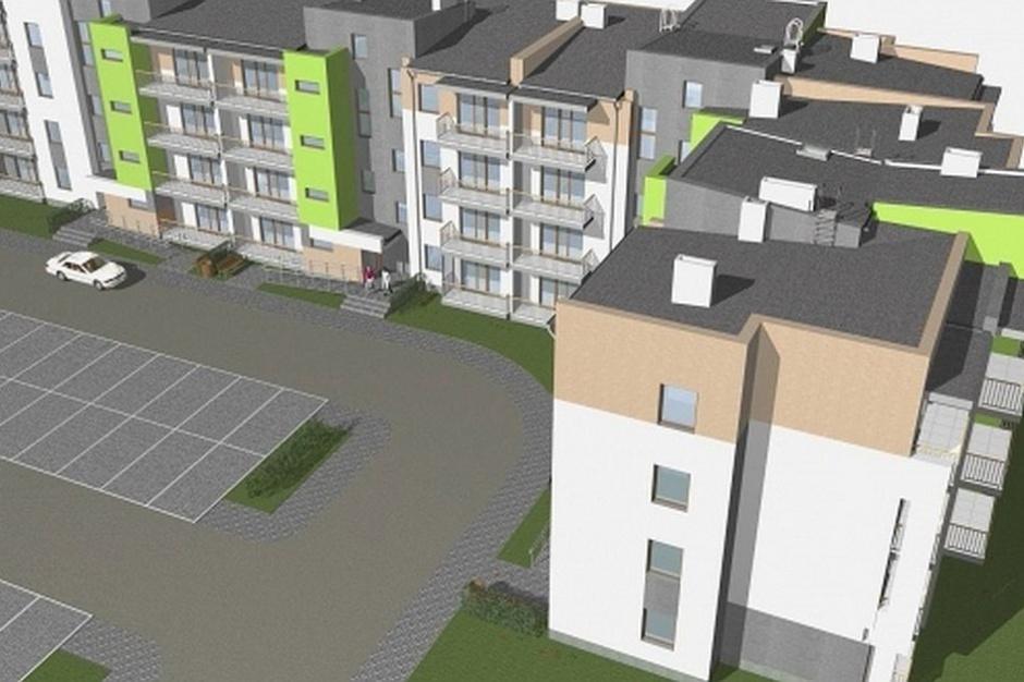 Piotrków Trybunalski: Nabór do nowych mieszkań