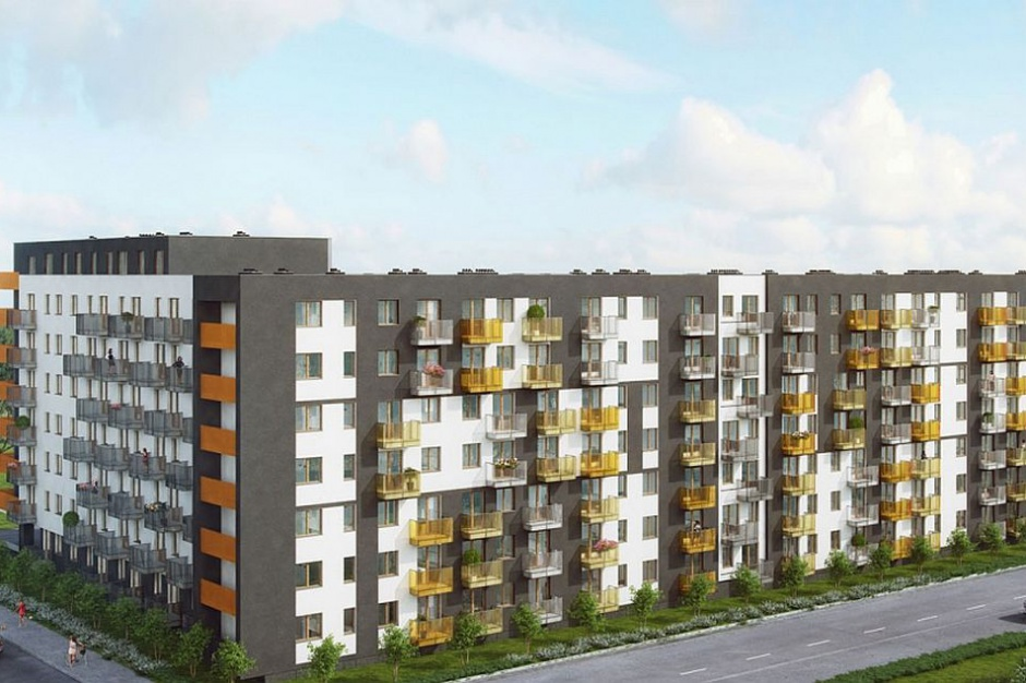 Ponad 2 tys. sprzedanych mieszkań na koncie LC Corp