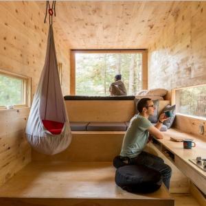 Dom Ovida w zgodzie z naturą
