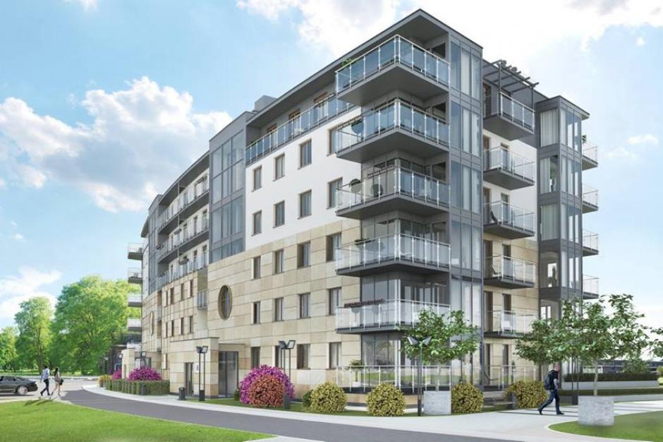 Osiedle Wiślane Tarasy: Nowy budynek w sprzedaży