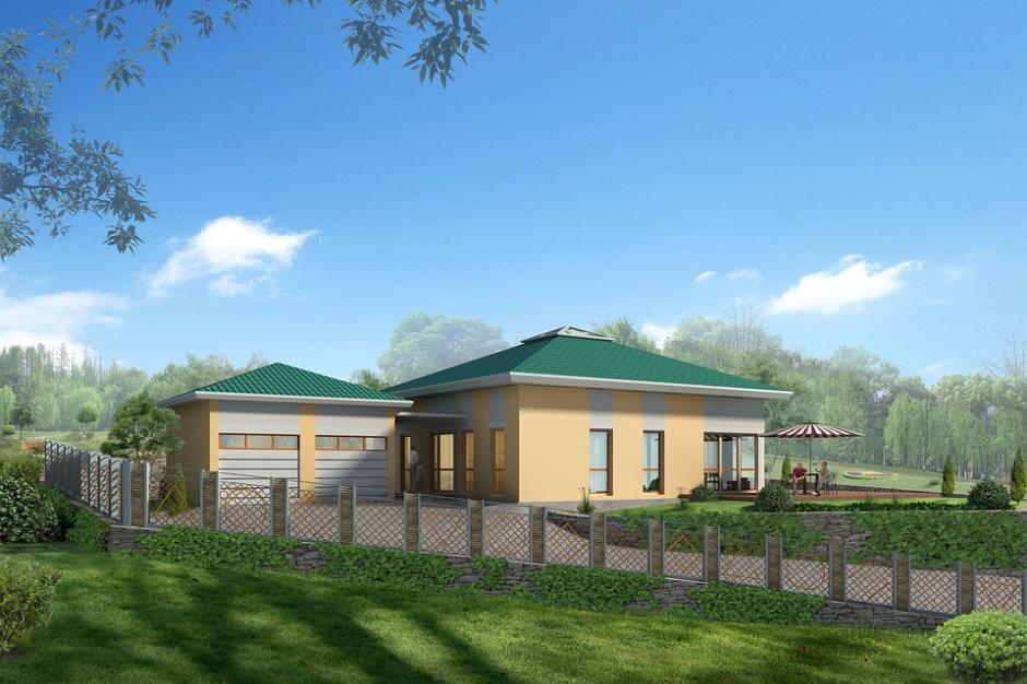 Budowa domu systemem gospodarczym w MdM-ie