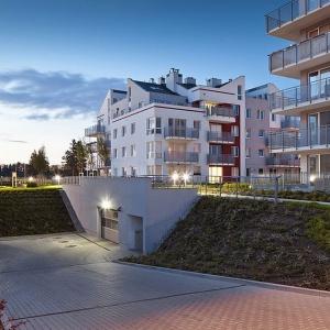 Hossa buduje lofty na osiedlu Wiczlino-Ogród