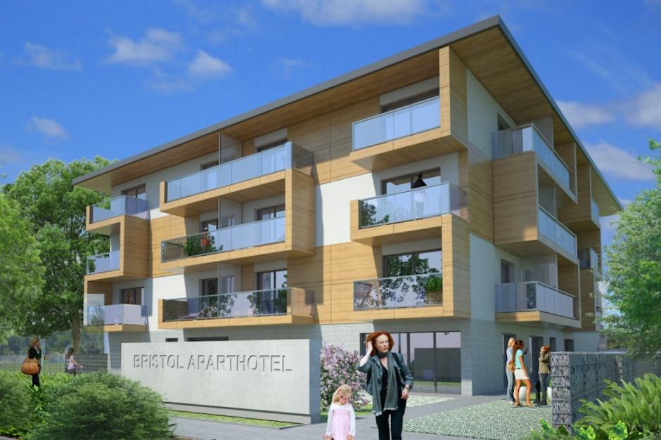 Dorbud ruszył ze sprzedażą apartamentów na wynajem w Busku-Zdroju