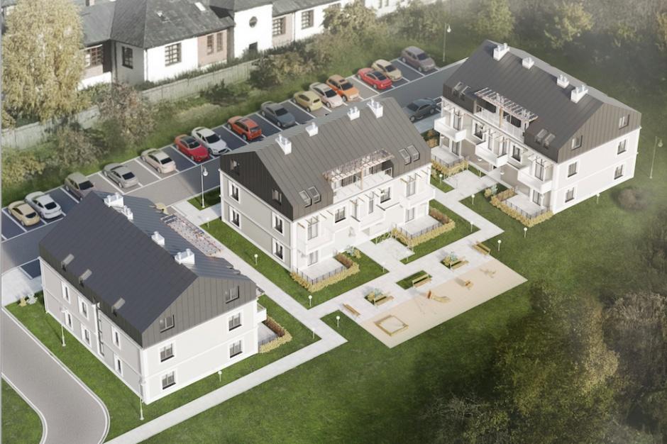 Wikana zbuduje nowe osiedle na lubelskiej Starówce
