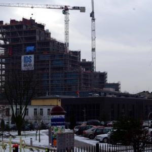 Ostatnie piętro Nordic Haven wkrótce gotowe