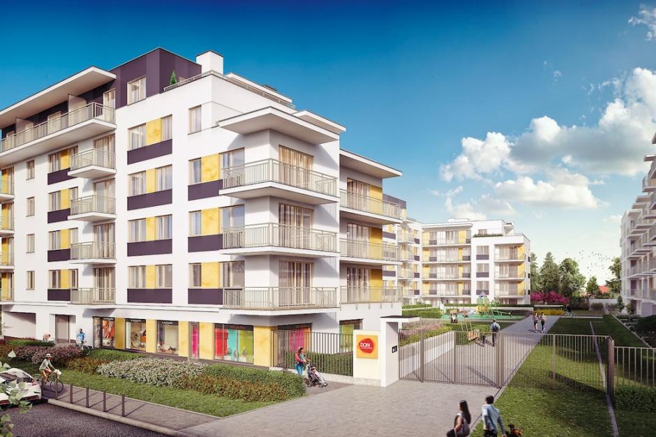 Dom Development powiększa ofertę mieszkaniową na Bemowie