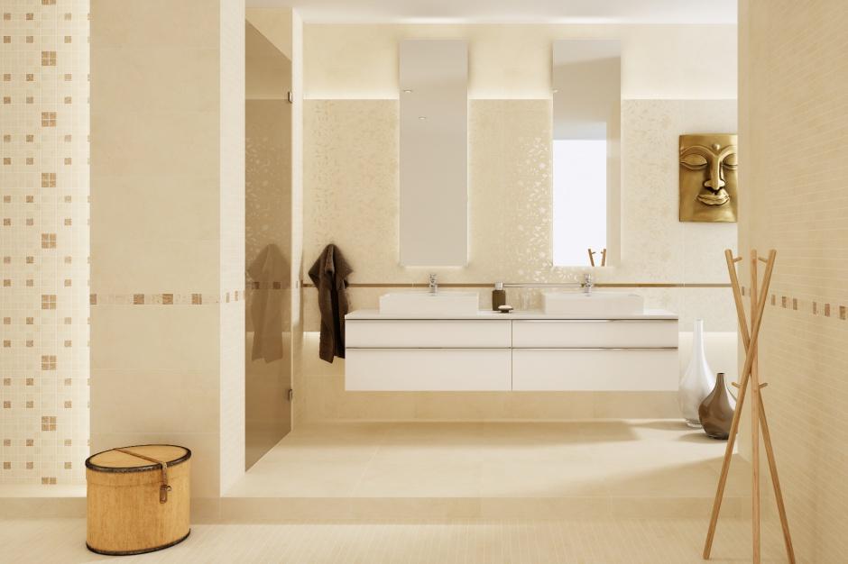 Urok marmuru w łazience