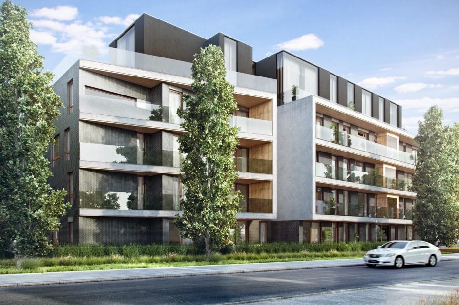 Walewska Residence: Atal rozpoczął wydawanie mieszkań