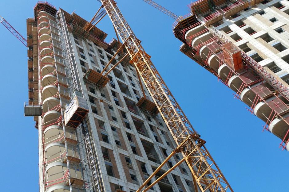 GUS: Rośnie liczba budowanych mieszkań