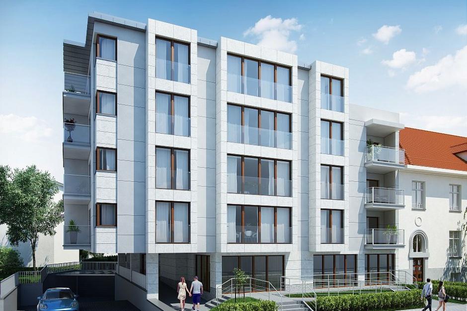 Chopina 9: Nowe luksusowe apartamenty
