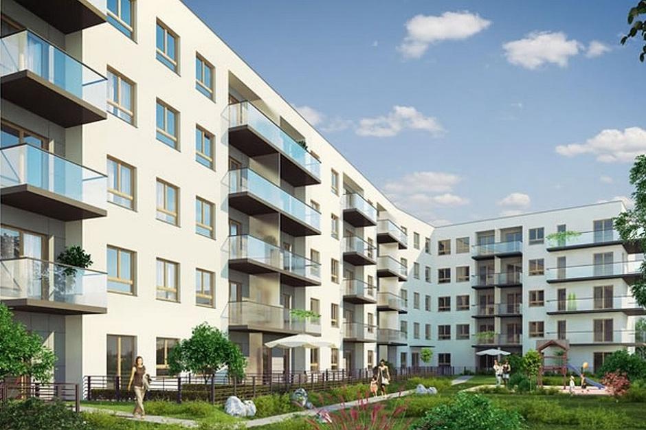 Robyg powiększa ofertę mieszkań Młodego Wilanowa