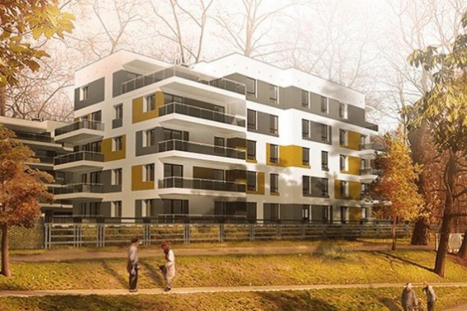 Budlex wznosi nowy budynek nad starym kanałem