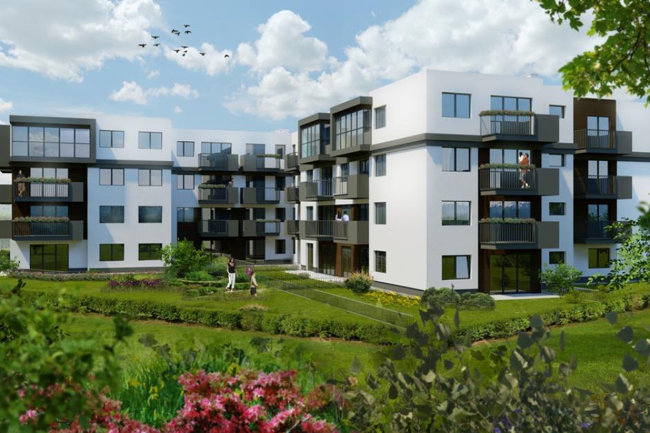 Royal Investment wybuduje apartamenty w Krakowie