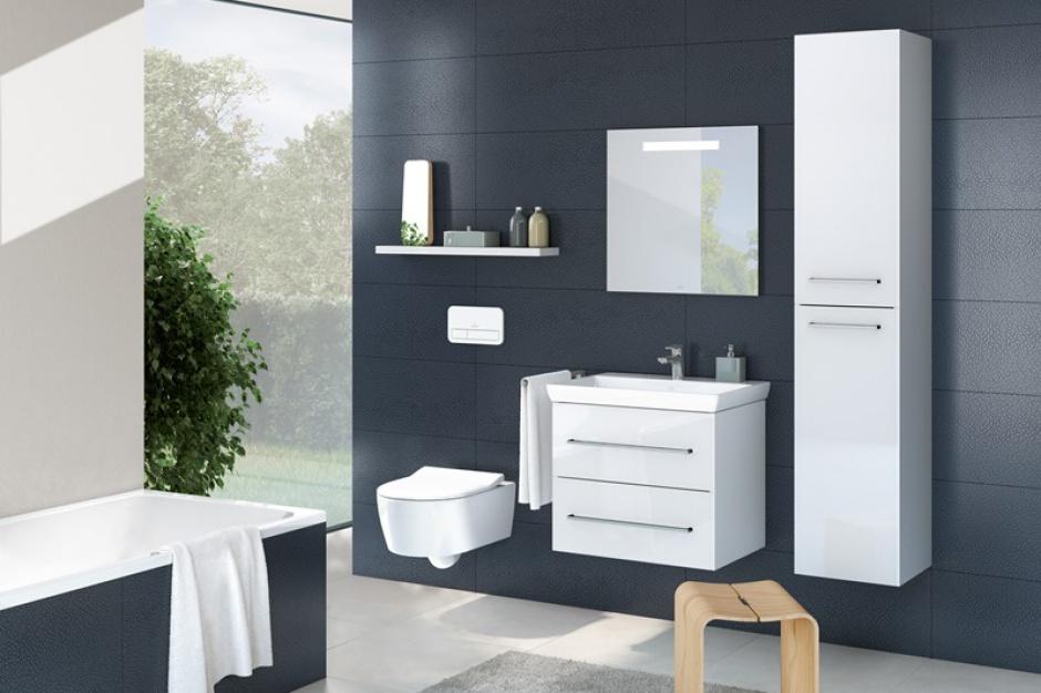 Nowoczesny design odmieni każdą łazienkę