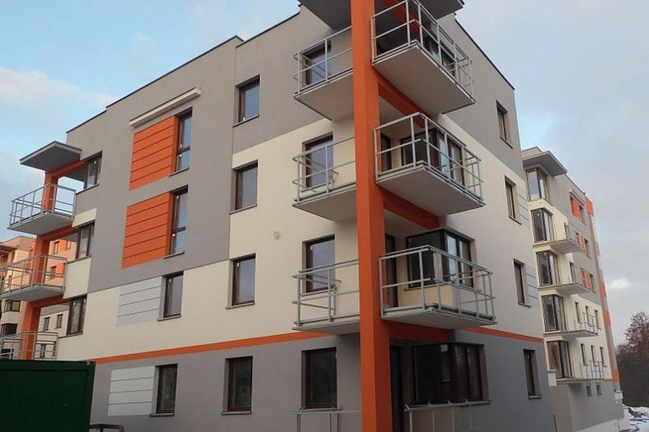 Bydgoszcz: Mieszkania z widokiem na starówkę