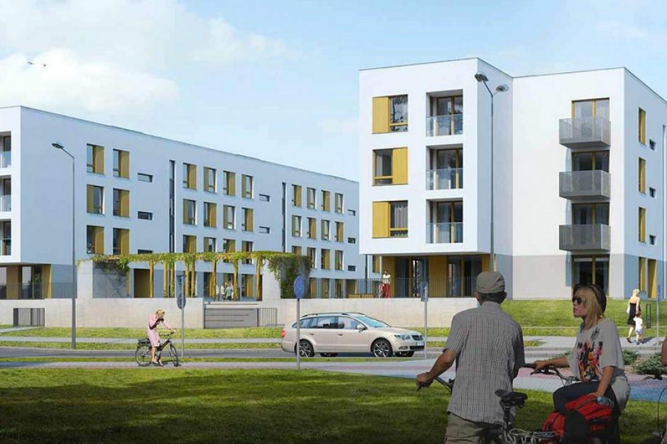 Żagiel buduje nowe apartamenty w Puławach