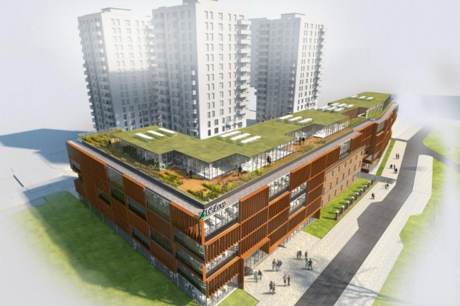 Bastion Wałowa: LC Corp broni przed krytyką inwestycji w Gdańsku