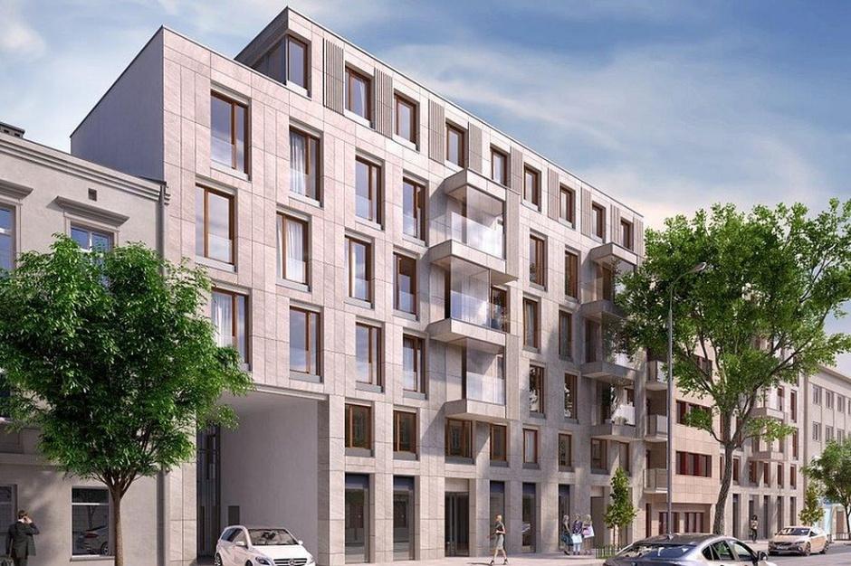 Erbud wybuduje apartamenty z widokiem na Wawel