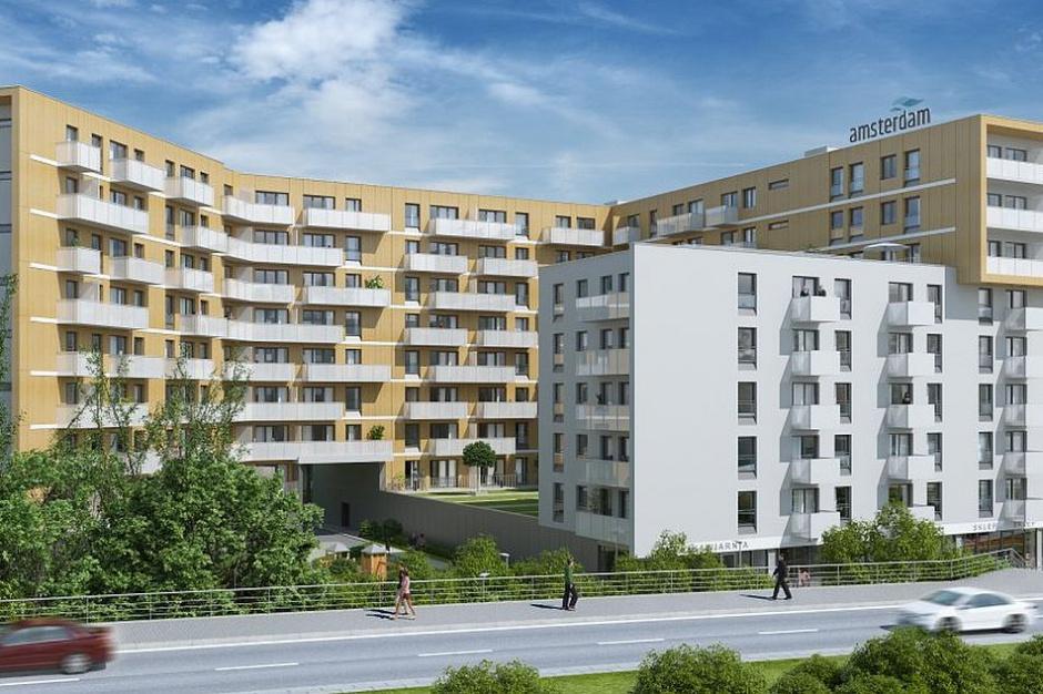 Global Center zbudował we Wrocławiu Amsterdam