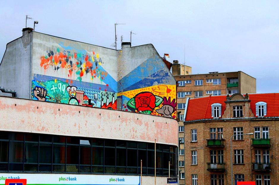 Duże mieszkania są popularne w Poznaniu
