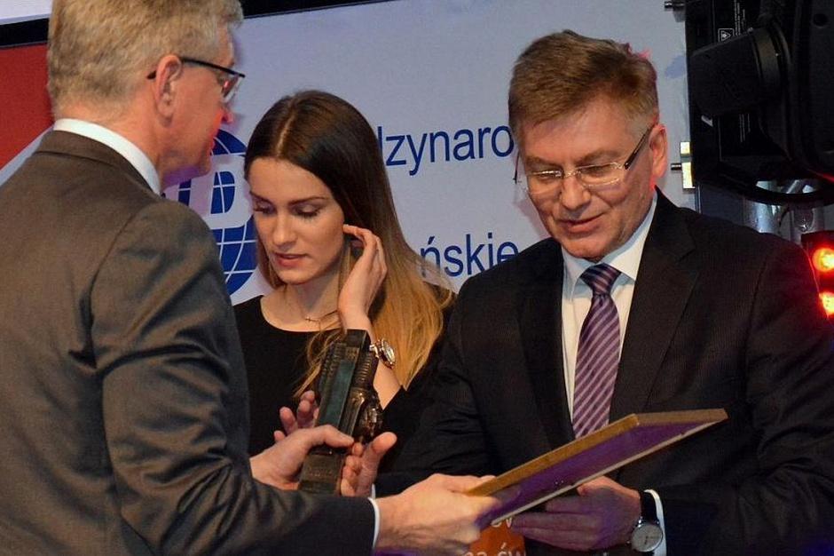 Ataner nagrodzony przez prezydenta Poznania
