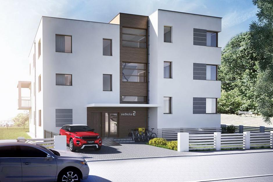 3 City Invest buduje apartamenty Siedlecka 2