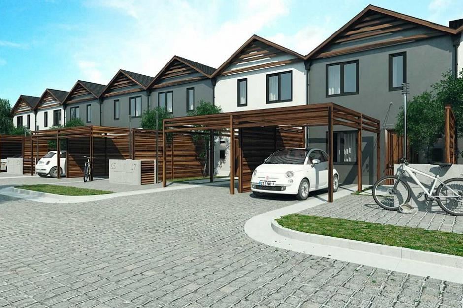 Domar Development buduje domy w stylu skandynawskim