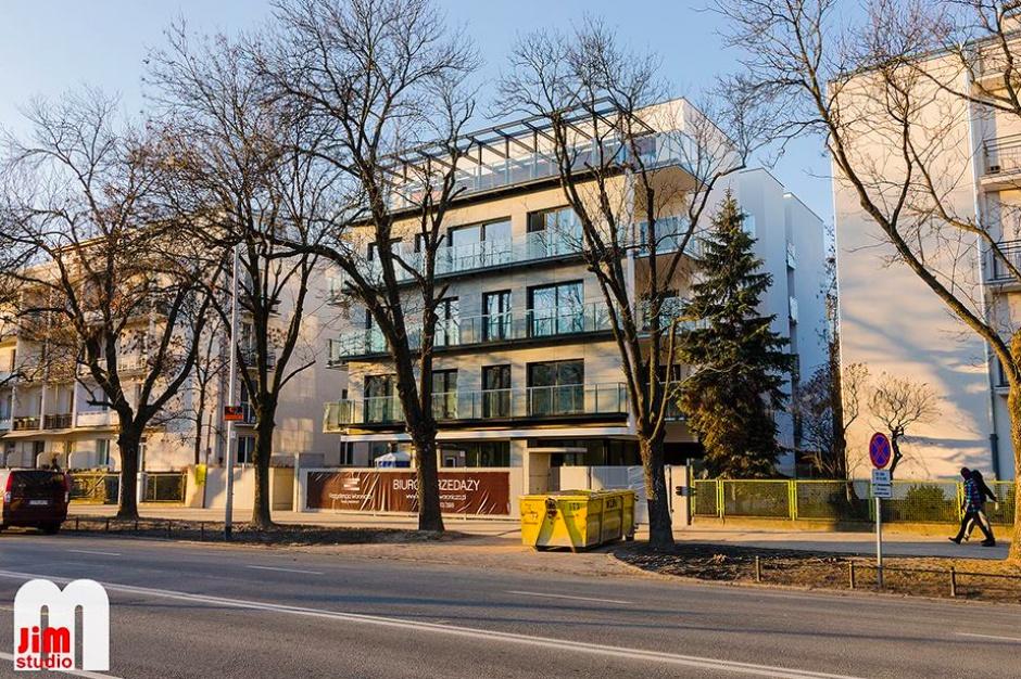 Apartamenty Rezydencji Woronicza czekają na ostatni szlif