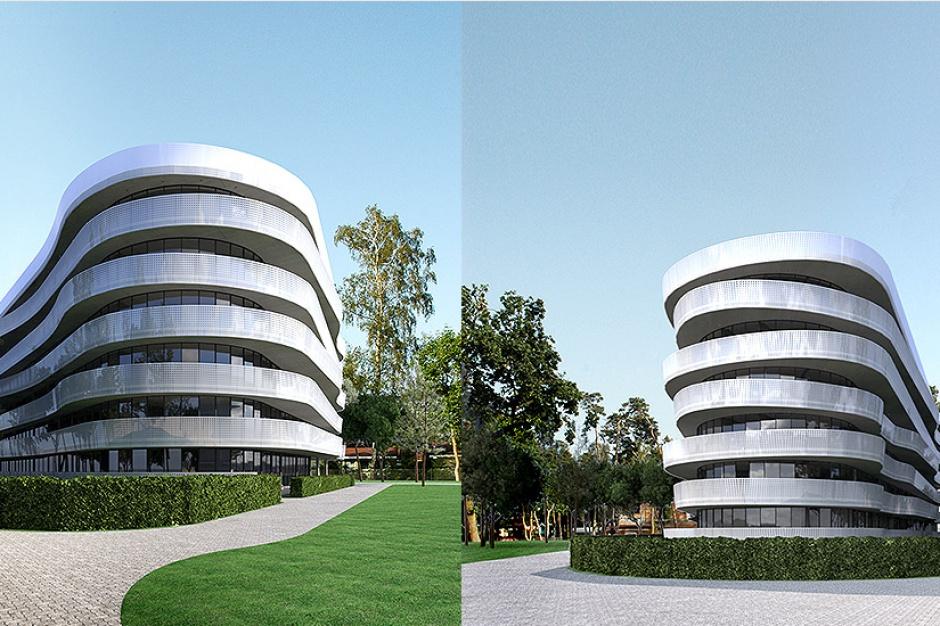 Firmus przygotowuje luksusowe apartamenty Azure