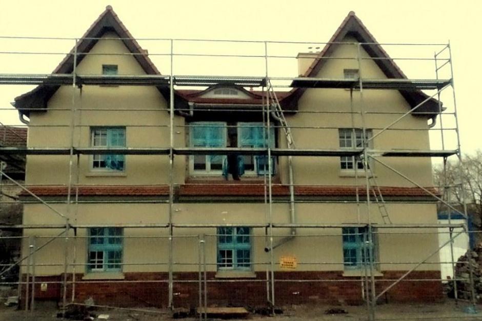Białogard remontuje mieszkania dla repatriantów