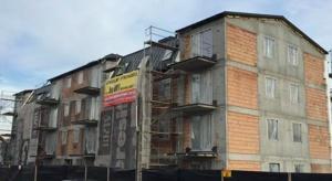 Budynek Przy Solipskiej nabiera kształtów