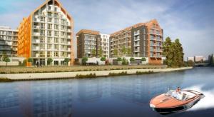 Będzie więcej apartamentów Aura Gdańsk na Wyspie Spichrzów