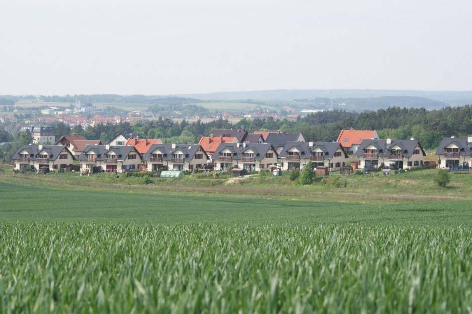 Ostatni wolny dom na os. Leśna Dolina w Straszynie
