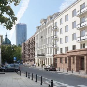 Powstaje pierwsza butikowa kamienica w Warszawie
