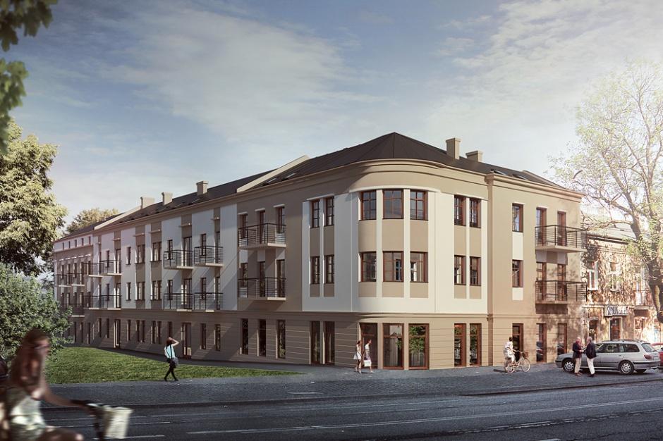 Mieszkania w centrum Lublina w klimacie kamienicy